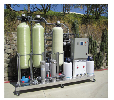 Commercial Water Treatment Services