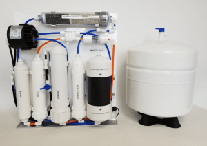 structured water filtration system